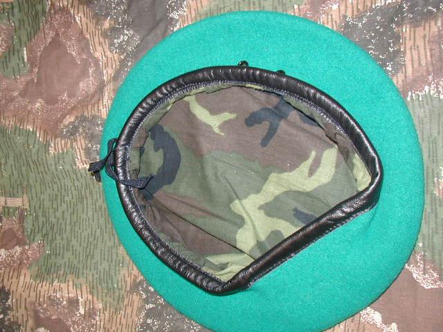 Oboustranný baret   Prosím identifikovat 2f17ee13e6