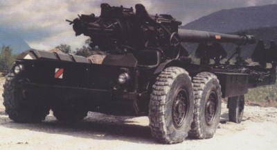 AUT - GHN-45 (155mm kanónová houfnice) :: Other :: Towed Artillery